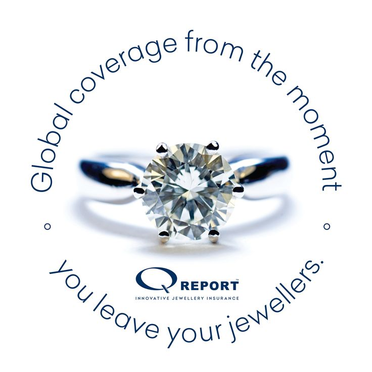 Global coverage from the moment you leave your jewellers. http://qreport.com.au/