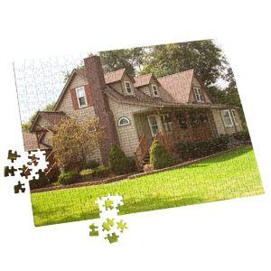 Ricomponi i tasselli dei tuoi momenti più belli! Stampa una foto su puzzle 35x50 di 540 pezzi.