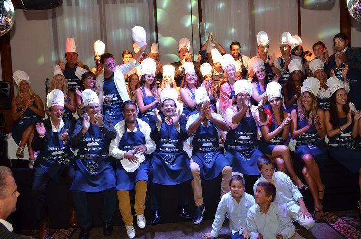 7º Evento - Cena de Famosos Mantra 2013 - Punta del Este