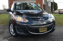 Check out the 2014 Mazda 2 Sport automatic transmission with 57.000 km and a 1.5 litre engine, payments are only $50wk. Featuring alloys, anti-lock brakes, climate control and a traction control system. CD player w/ USB input to play your favourite music were ever you go, as well as all power group and xenon headlights. Stop on in and test drive this compact gem today or apply online today. #Thatcarplace #Topchoiceaward #Mazda #2 #London #Ontario 