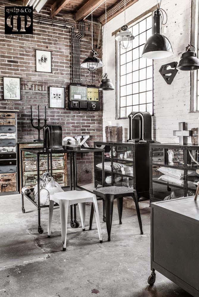 M s de 25 ideas incre bles sobre cocina tipo loft en for Cocina industrial tipo loft