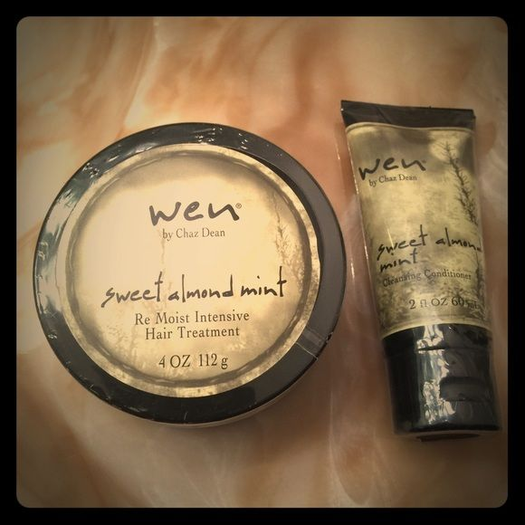 ❤️❤️sold❤️❤️Wen Hair care Brand new wen hair care mask and shampoo Wen Makeup Brushes & Tools