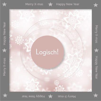 Logisch! Communicatie & Tekstproducties wenst iedereen fijne feestdagen en een succesvol 2014!