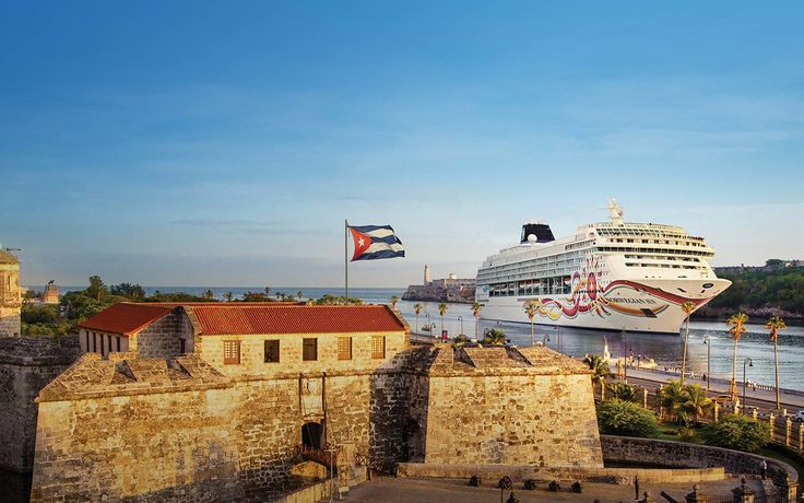 Take an All-Inclusive Cruise to Cuba | Norwegian Cruise Line is offering an exclusive offer on 4-day cruises to Cuba.