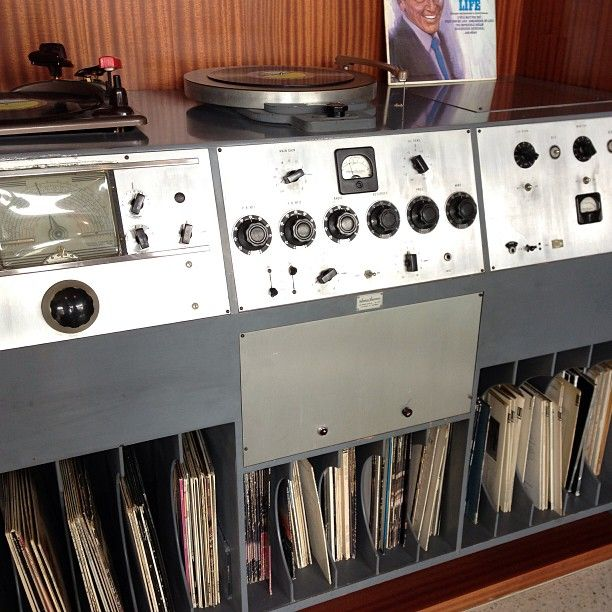 As Jethro says you gotta have a serious Hi-Fi for your swinging bachelor pad.         I am no Sinatra or crooner fan. However the guy a...