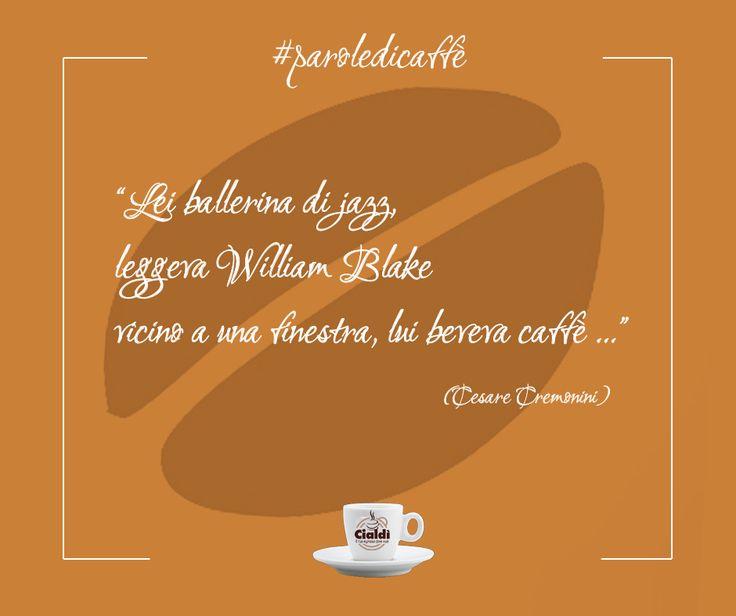#colazionando con una #canzone al #caffè www.cialdi.it
