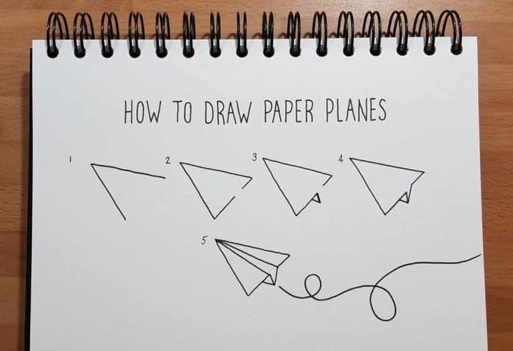 Bullet Journal Doodles: 24 Amazing Doodle Ideas For Beginners & Beyond – Rada Kunin