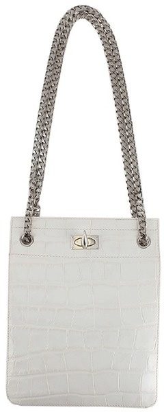 GIVENCHY Small Shark Lock Chain Bag | The House of Beccaria#