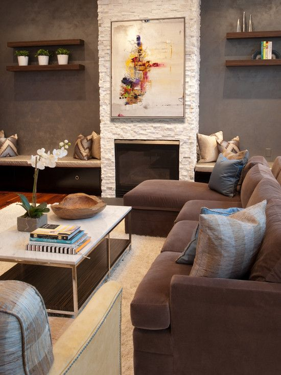 Glamorous Family Room   Modern   Family Room   Baltimore   By Design Loft  Interiors Great Colors For The Living Room. Part 39