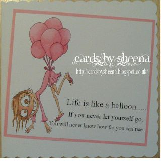 Cards by Sheena