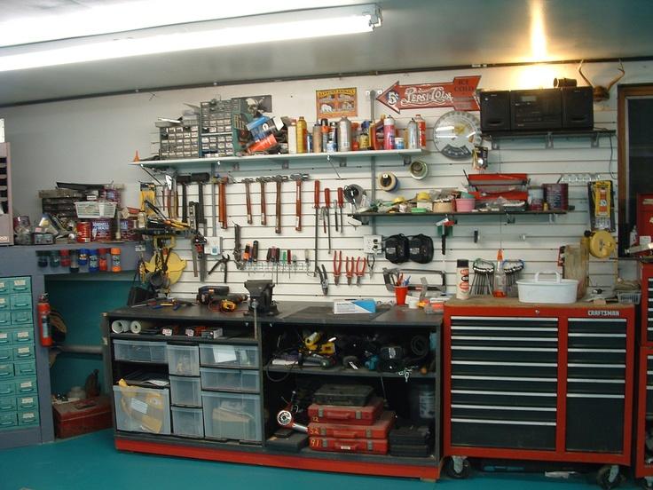 Slatwall For Garage Storage The Garage Journal Board