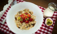 healthy toasted muesli recipe