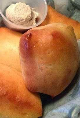 exas Roadhouse Rolls ~ This is EXACTLY Like Them :)  Ingredients:      2 quarts all-purpose flour (7-8 cups)     ½ cup warm water     ...