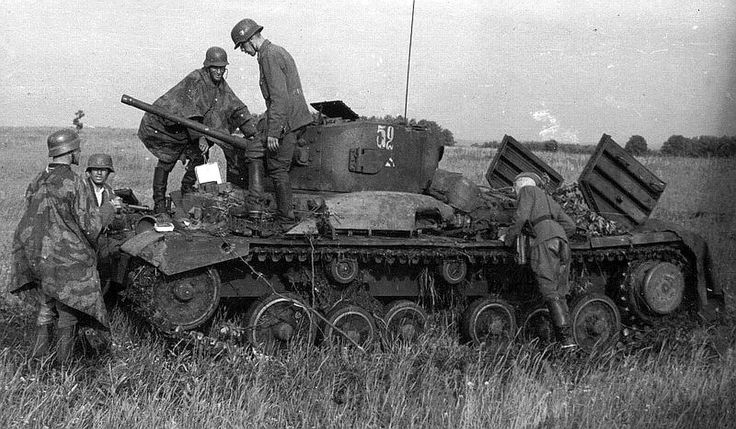 When the Soviet Union was invaded during Operation Barbarossa in June 1941, the Russian forces suffered heavy losses in men, material and tanks. Great Britain now no longer stood alone and found an…