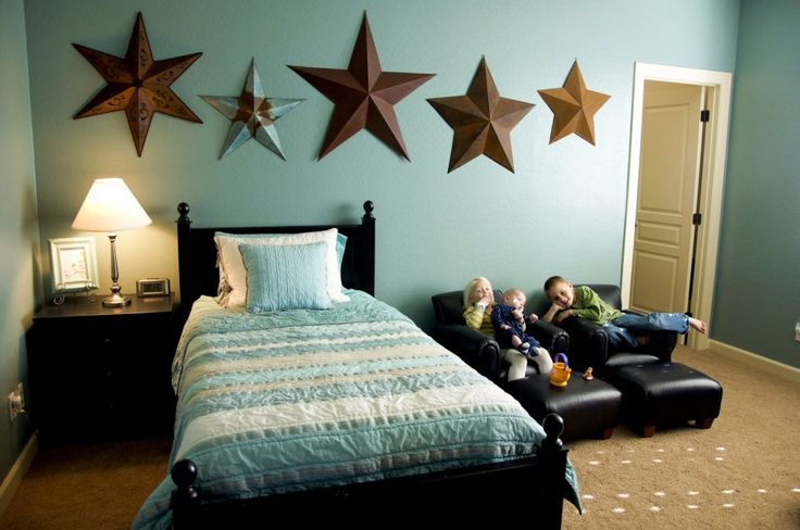 Inspirational Bedroom Color Ideas for Guys