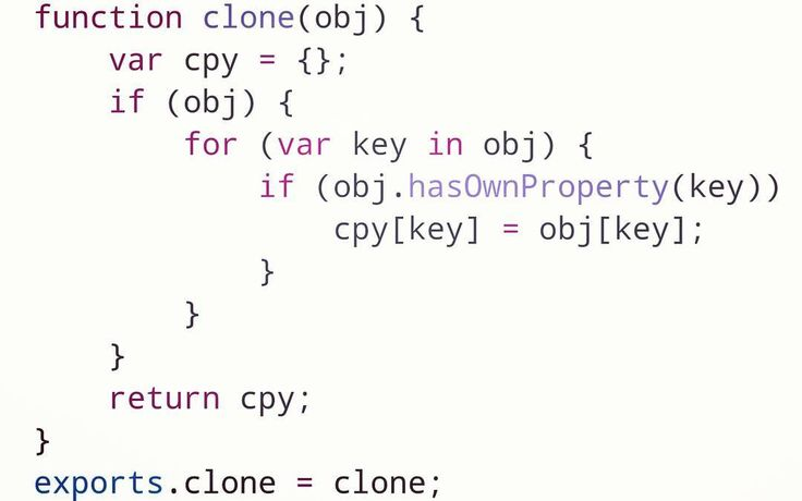 Cloning js objects in ms way #microsoft #botbuilder #javascript