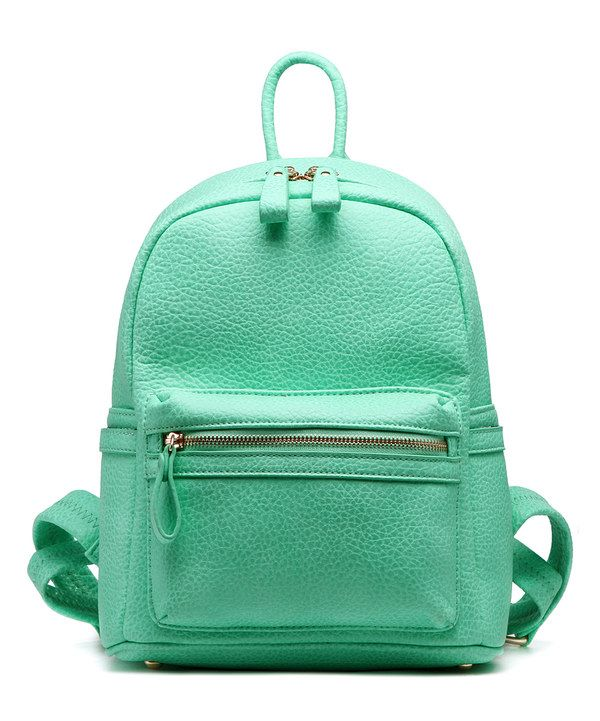 Look at this Pink Cosmo Mint Becky Backpack on #zulily today!