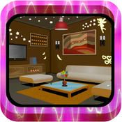 Radium house escape is an enchanting point and click type new room escape game developed by ENA games for free. Dream up a situation there lived two friends in a house. One of them working in day shift and the other in night shift. The guy working in night shift locked the door and went to office. When the other guy woke up, there is no power inside the house. Eventhen everything is visible because of radium stickers. Meanwhile, when he searched for the key, it was lost.