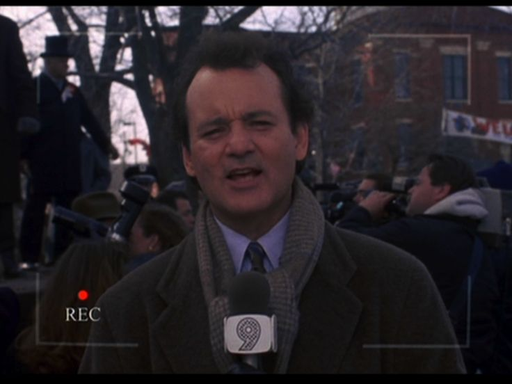 Want to Be an Artist? Watch Groundhog Day