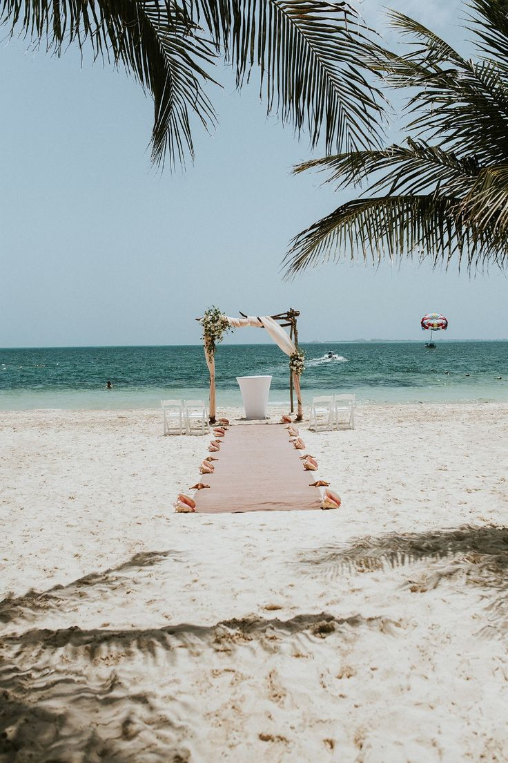 beach wedding places in california%0A Happy in Love Destination Beach Wedding in Mexico for Two