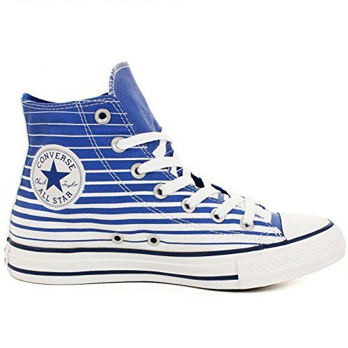 Converse Unisex-Erwachsene Chuck Taylor All Star C151186 Hohe Sneakers,  Blau (Roadtrip Blue
