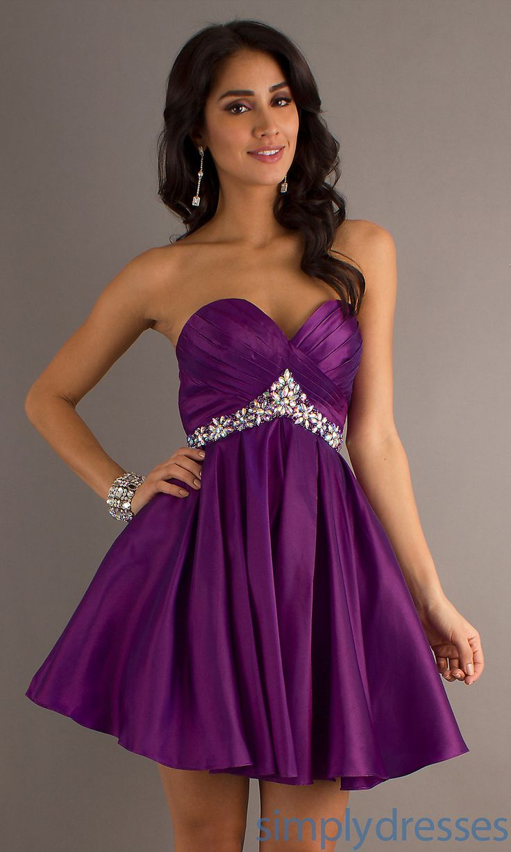 44 best Short Prom Dresses images on Pinterest | Short prom dresses ...