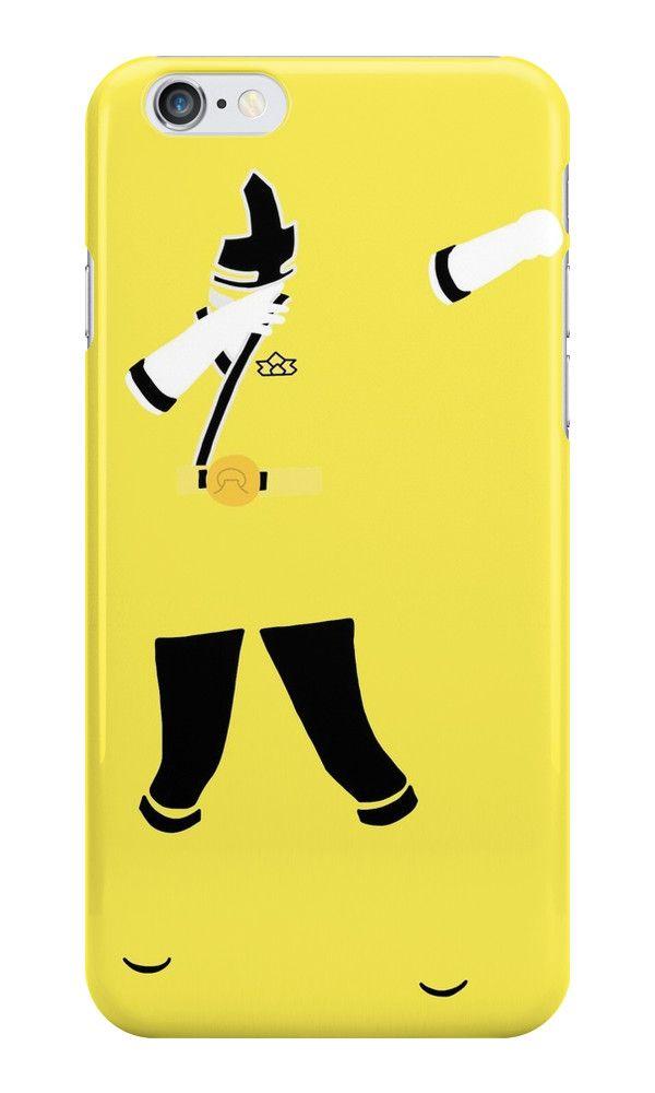 Iphone  Power Ranger Case
