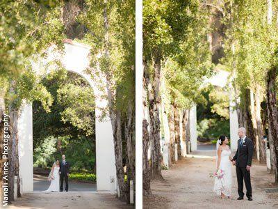 Mills College Oakland wedding location 94613