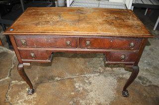 Snug Harbor Bay: My Refinished Desk