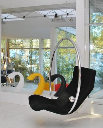 Keinut Rocking Chair - Eero Arnio