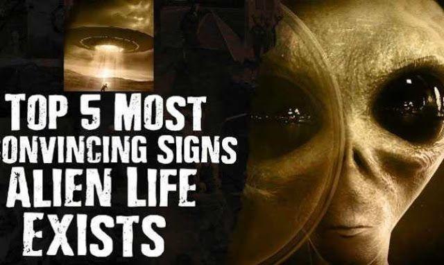 Τα Πέντε πιο Πειστικά Γεγονότα ότι οι Εξωγήινοι Υπάρχουν (video)