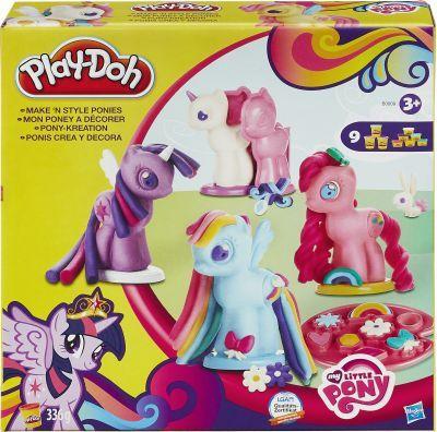Playdoh Φτιάχνω & Δημιουργώ Pony
