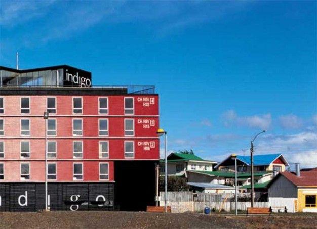 Indigo Patagonia // Chile   FUTU.PL