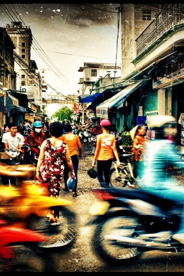 Ho chi min city - Vietnam