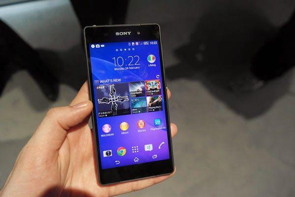 Sony Xperia Z3 - Spesifikasi Kelebihan Kekurangan