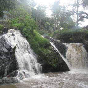 Ir Juanda Grand Forest Park, Bandung   Waterfalls