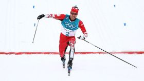 Canada's all-time greatest cross-country skier Alex Harvey saved the best for last, quite literally in fact, in a valiant effort...