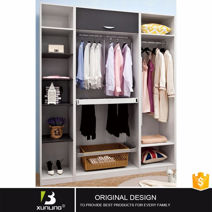 236 best furniture images on pinterest home ideas homes - Bedroom furniture for hanging clothes ...