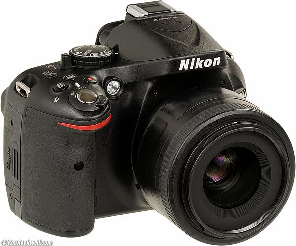 Nikon D5200 - tips on how to use my new camera controls