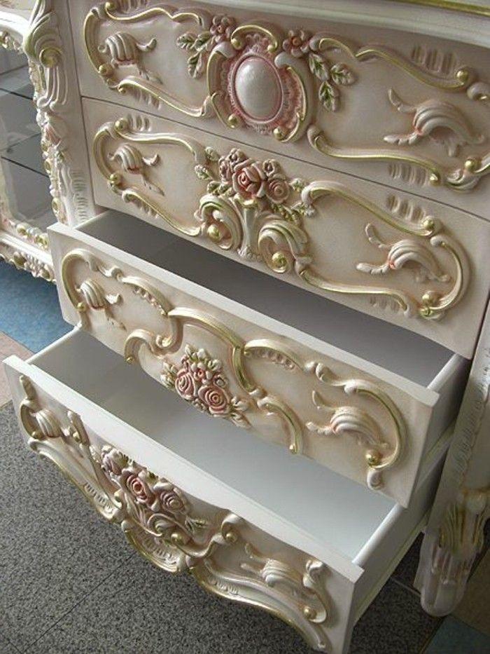 quels meubles choisir pour une chambre avec deco shabby - Lambris Chambre Shabby Chic