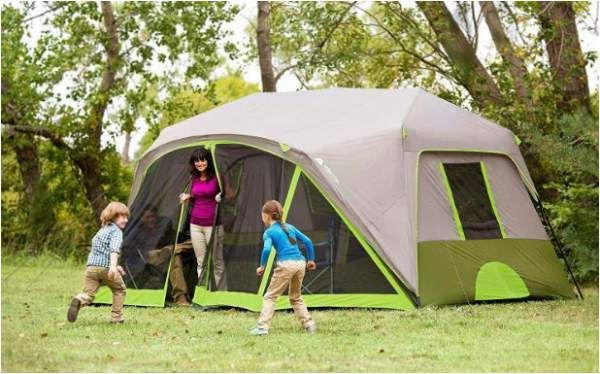 Great tent for groups and for family c&ing. & Great tent for groups and for family camping. | Cabin Tents ...