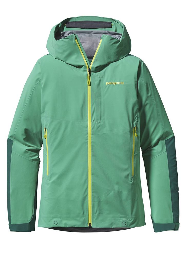 Sometimes bluebird days can be freezing cold. Don't let the cold ruin the view. Keep warm and enjoy the view with the Patagonia Untracked jacket. Integrated with 3L GORE-TEX technology, this versatile jacket is also windproof and waterproof for when the weather turns south. Check the jacket out at Patagonia.