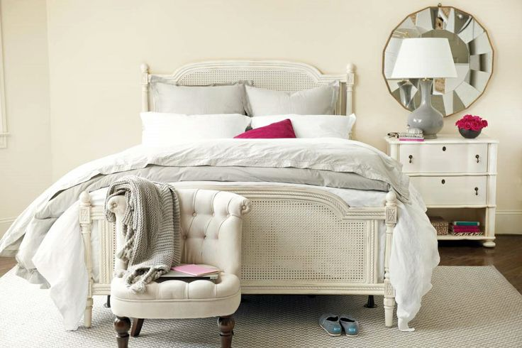 pretty white bedroom with pink accents bedroom oasis