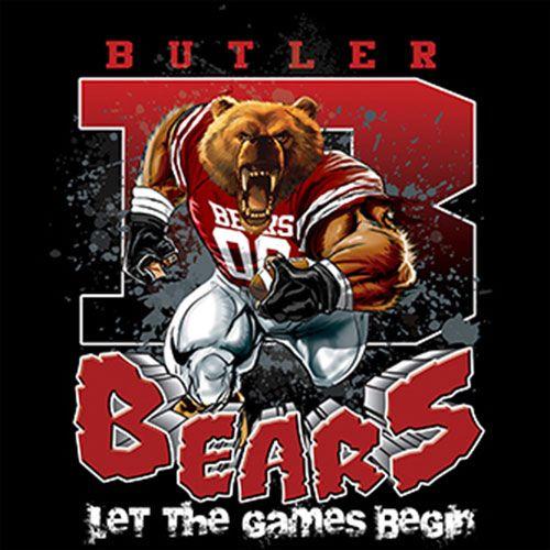 bears Game Time Tshirt 6, 27 Tee Custom football
