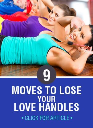 love handles be gone!