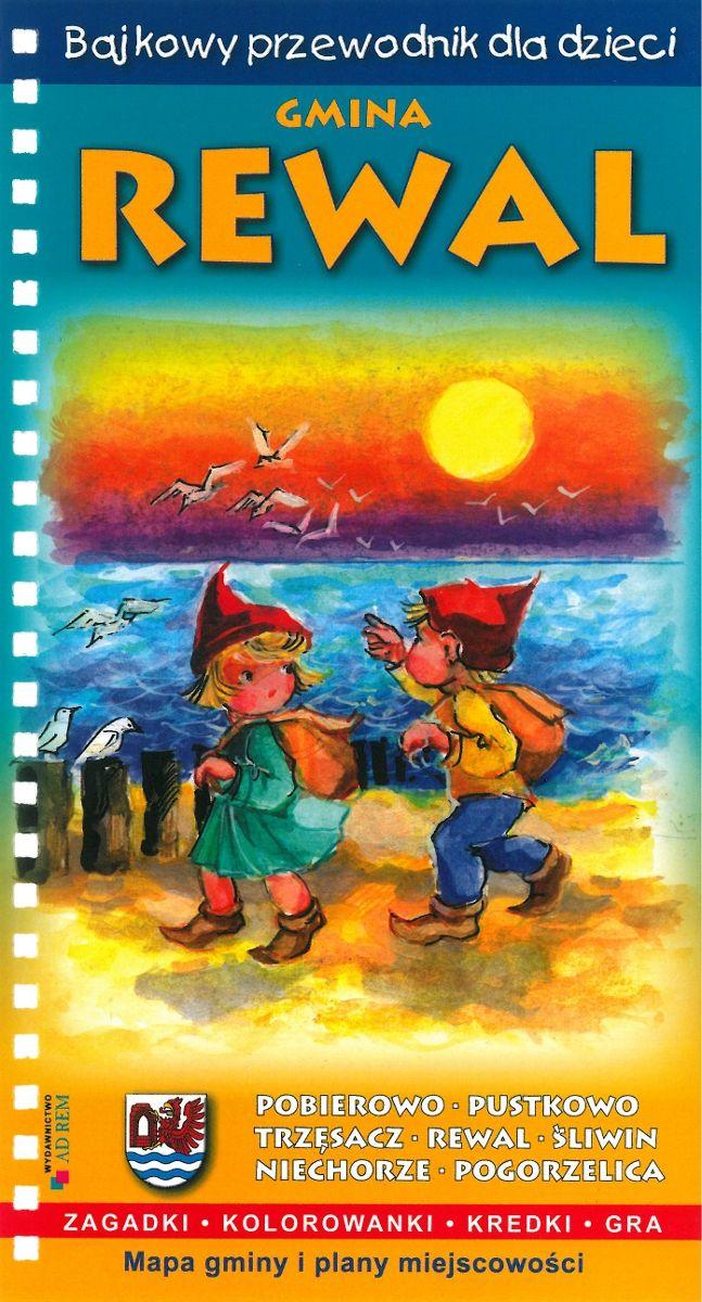 Bajkowy przewodnik dla dzieci – Rewal   Wydawnictwo Poligrafia AD-REM