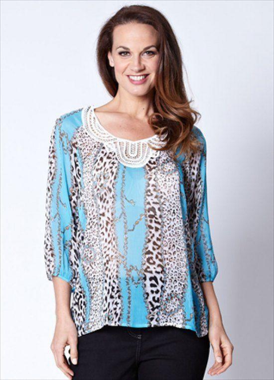 Buy 3/4 Sleeve Lace Trim Kaftan online in Australia - http://www.kangafashion.com/buy-34-sleeve-lace-trim-kaftan-online-in-australia/ #Australia #women #fashion #dress #sale