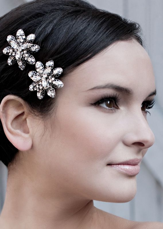wedding hair accessories | Best Accessories for Pixie Short Hair for Weddings in DC, MD and VA ...