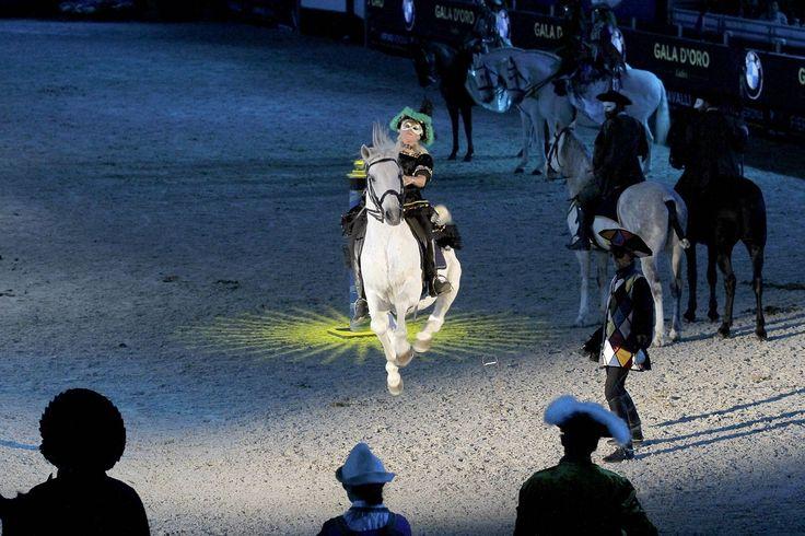 #fieracavalli #fieracavalli2015 #ladies #gala #galadoro #show #horses #cavalli  Photo Credits: Ennevi Foto - Veronafiere