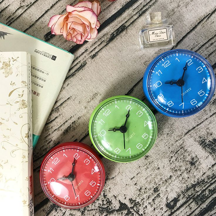 Bathroom Clock Suction Clock Shower WaterProof Sticker Clocks Use For Home  Decoration Color By Blue GreenBest 25  Bathroom clocks ideas on Pinterest   Diy bathroom  . Small Bathroom Clocks. Home Design Ideas
